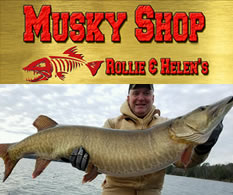 Rollie & Helens Musky Shop